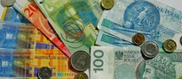 Raty kredytów we frankach wracają do poziomu sprzed Brexitu