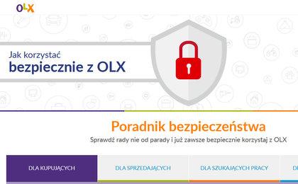 OLX ostrzega przed fałszywymi SMS-ami