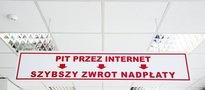 8 mln PIT-ów przez internet. Polacy biją rekordy